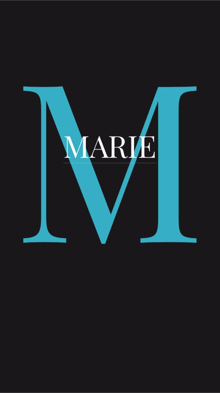 Marie – skriver om livet